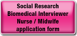 Social Research Biomedical Interviewer Nurse Midwife application form